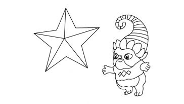 Mighty Twins - Paw Patrol Coloring Page - DRAKL